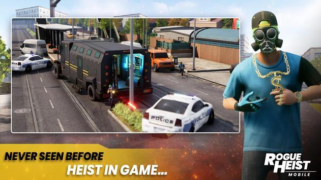 Rogue Heist - Esports India تصوير الشاشة 3