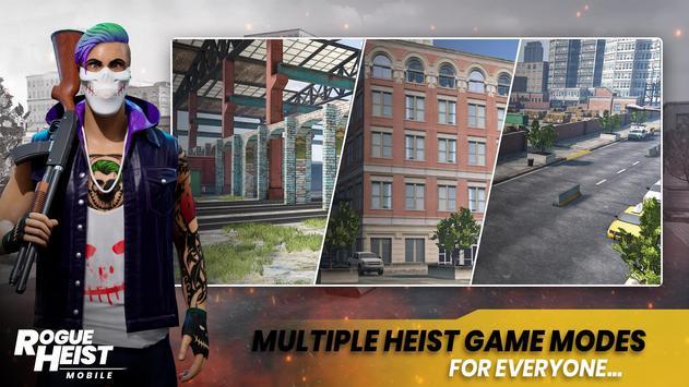 Rogue Heist - Esports India تصوير الشاشة 2