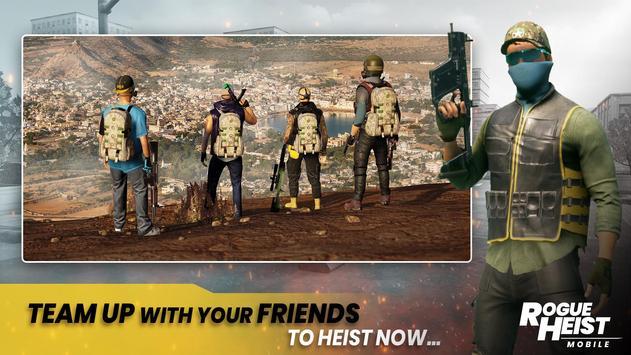 Rogue Heist - Esports India تصوير الشاشة 4