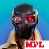 MPL Rogue Heist - India's 1st Shooter Game أيقونة