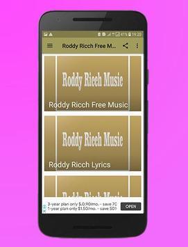 Roddy Ricch Free Music Offline screenshot 1