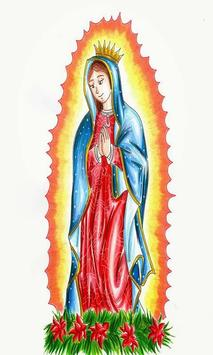 Virgen De Guadalupe Rosas screenshot 4