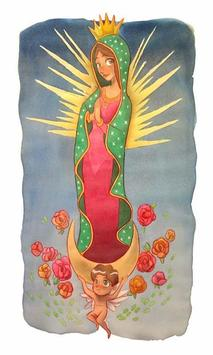 Virgen De Guadalupe Rosas screenshot 5
