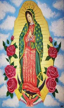 Virgen De Guadalupe Rosas screenshot 1