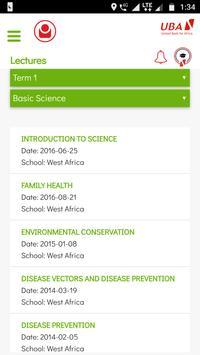 UBA LEARN screenshot 2