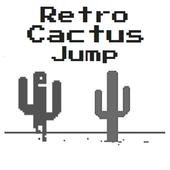 8BIT Retro Cactus Jump 🌵 icon