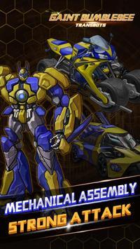 Giant Bumblebee: Super Robot poster