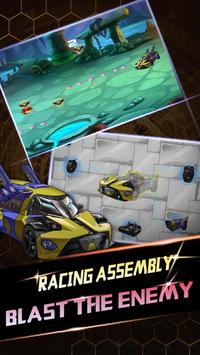 Giant Bumblebee: Super Robot screenshot 8