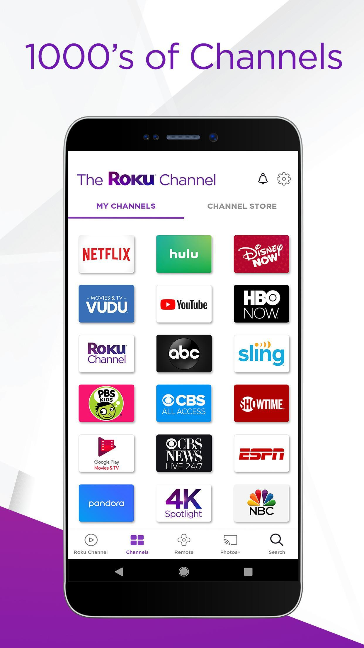 Roku for Android - APK Download