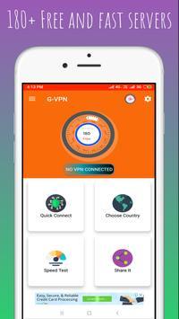 G-VPN poster