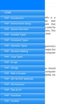 PHP Tutorial Pro poster