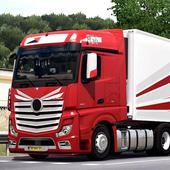 Truck Driver: Euro City Drive Simulator 2019 icon
