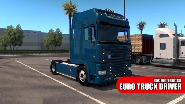 Truck Driver: Euro City Drive Simulator 2019 screenshot 3