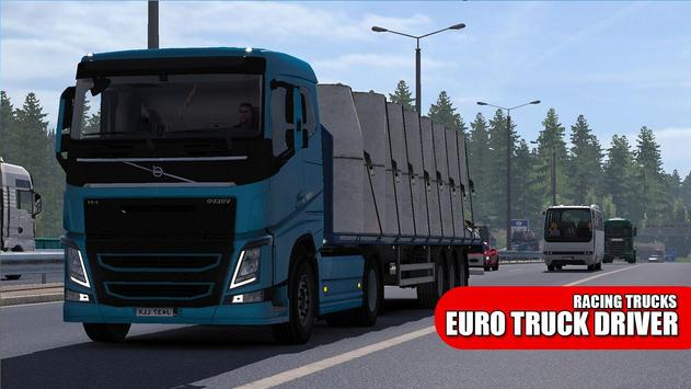 Truck Driver: Euro City Drive Simulator 2019 screenshot 10