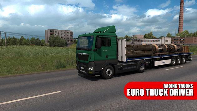 Truck Driver: Euro City Drive Simulator 2019 screenshot 1