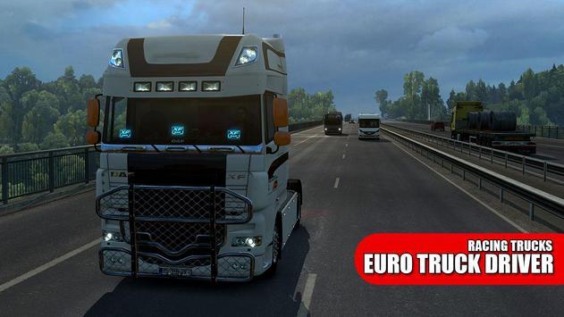 Truck Driver: Euro City Drive Simulator 2019 screenshot 2
