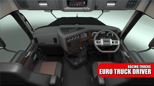 Truck Driver: Euro City Drive Simulator 2019 screenshot 5