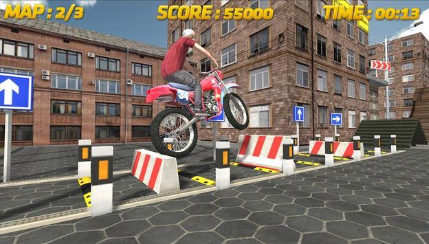 Bike Race 3D: conluio Cartaz
