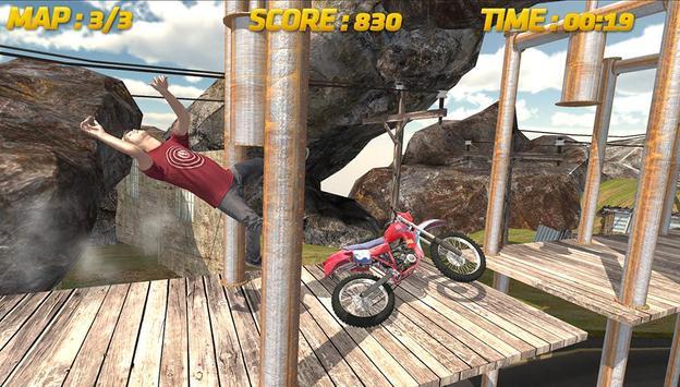 Bike Race 3D: conluio imagem de tela 15
