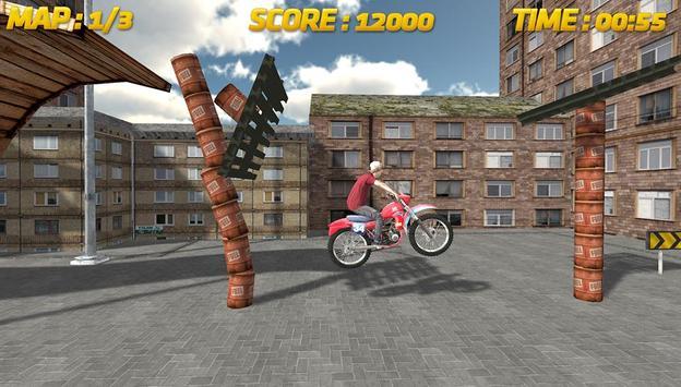 Bike Race 3D: conluio imagem de tela 2