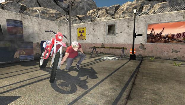Bike Race 3D: conluio imagem de tela 5