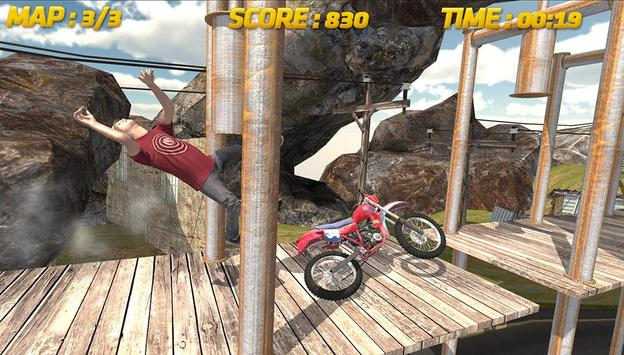 Bike Race 3D: conluio imagem de tela 9