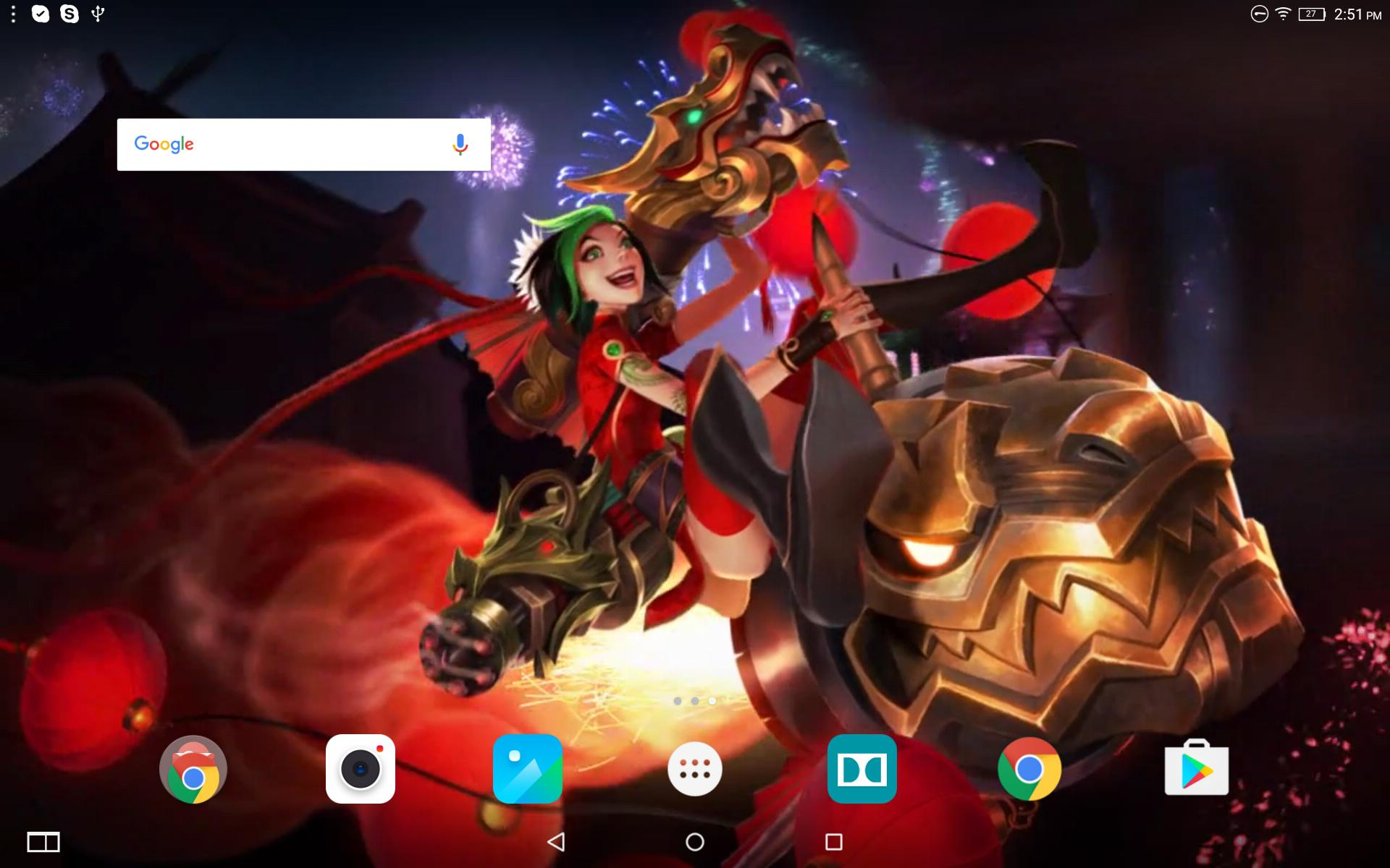 Jinx Hd Live Wallpapers For Android Apk Download