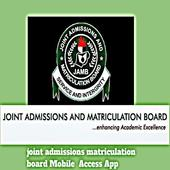 joint admissions matriculation board Mobile App icon