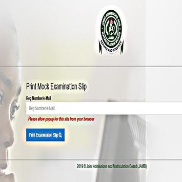 joint admissions matriculation board Mobile App screenshot 9