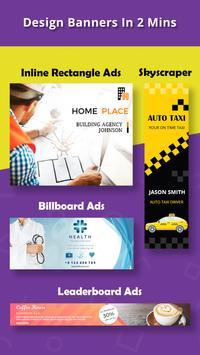 Banner Maker, Thumbnail Creator, Cover Photo Maker poster