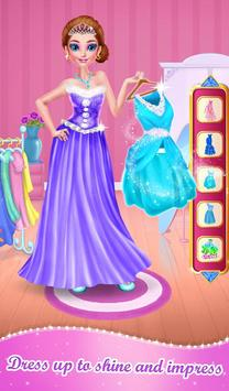 Supermodel Makeup – Fashion Star Journey Makeover screenshot 3