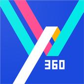 Wafi 360 ikona