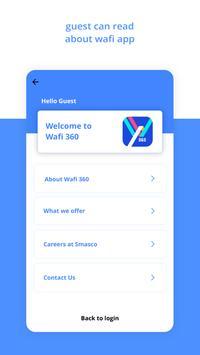 Wafi 360 screenshot 6