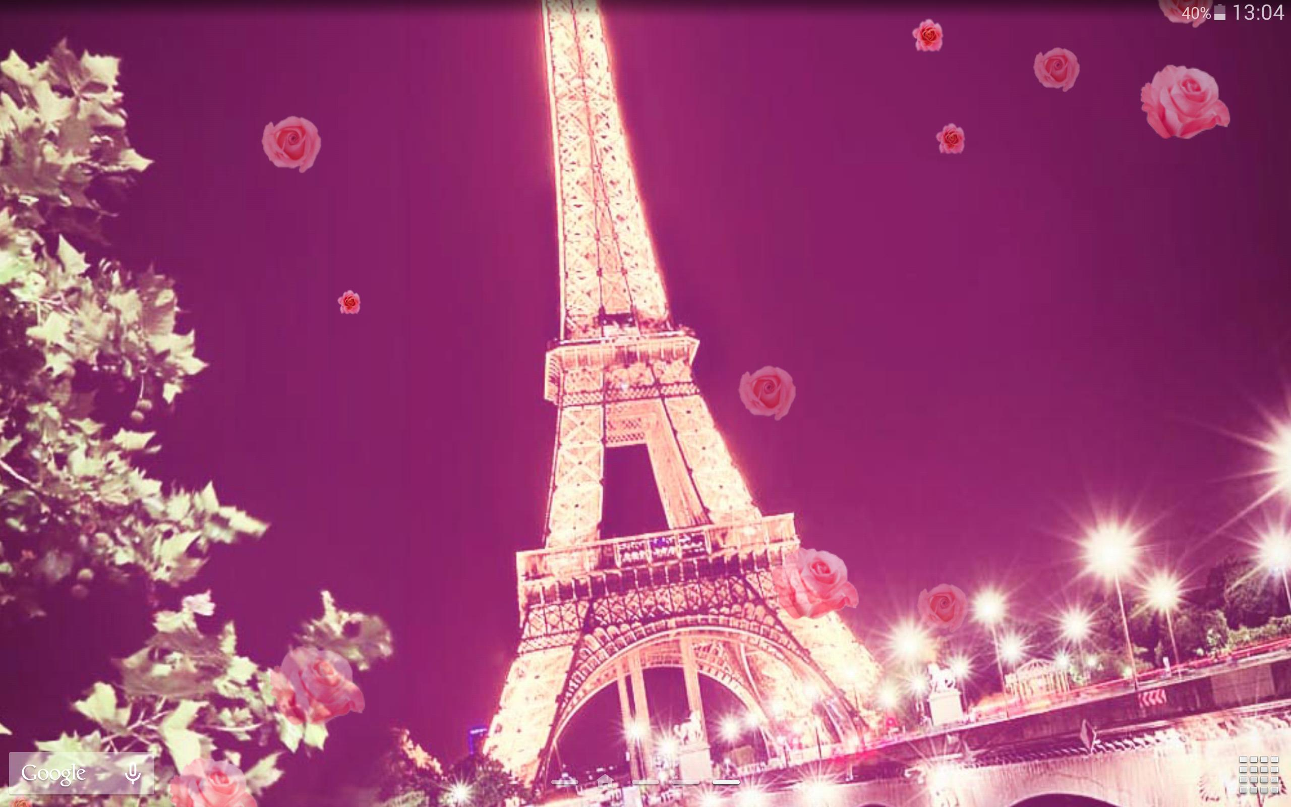 Romantic Paris Live Wallpaper For Android Apk Download