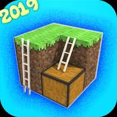 Mini World Craft : Town Builder icon