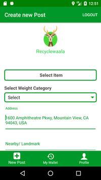 RecycleWaala screenshot 4