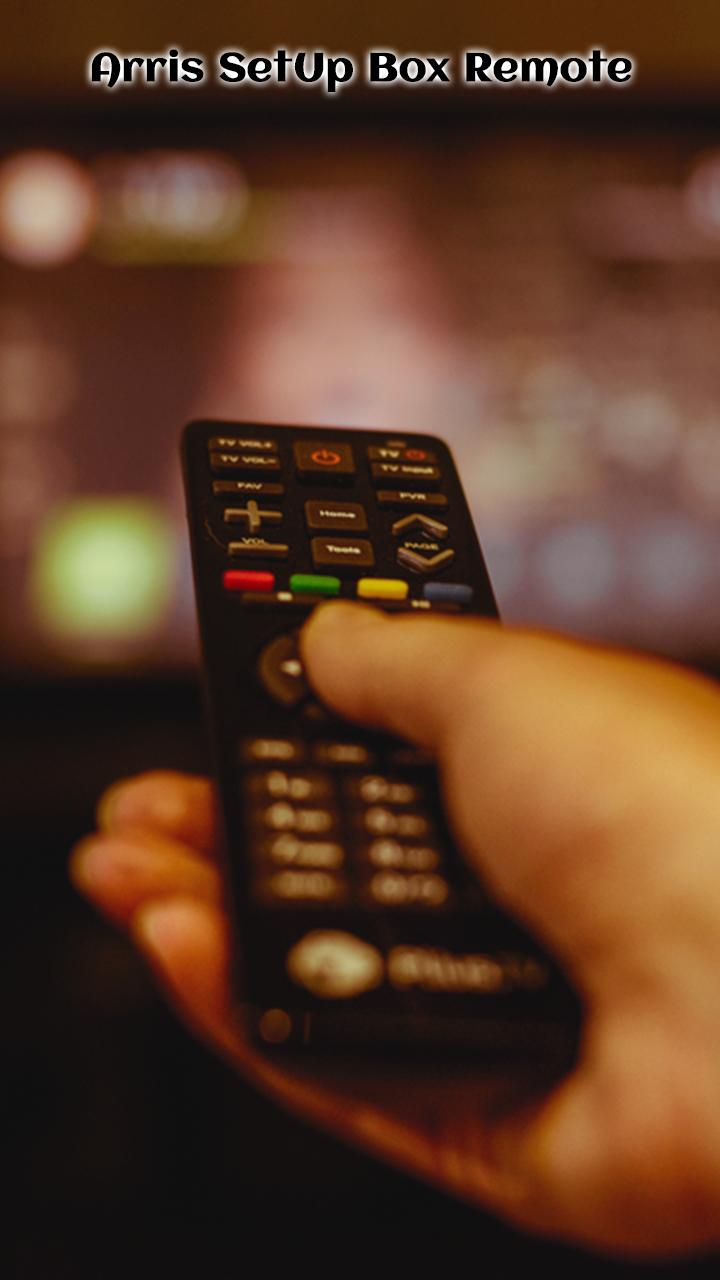 Arris Set Top Box Remote for Android - APK Download