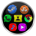 Colorful Nbg Icon Pack v7.7 👻Free👻