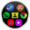Colorful Nbg Icon Pack ✨Free✨-icoon