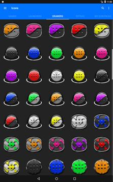 Grey Icon Pack Style 7 ✨Free✨ screenshot 13