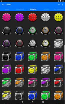 Grey Icon Pack Style 7 ✨Free✨ screenshot 14