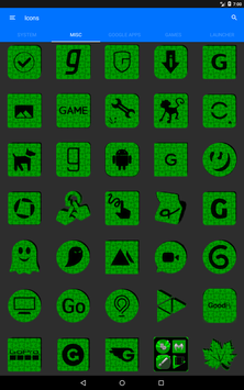 Green Puzzle Icon Pack ✨Free✨ screenshot 11