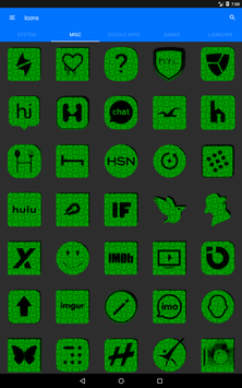 Green Puzzle Icon Pack ✨Free✨ screenshot 12