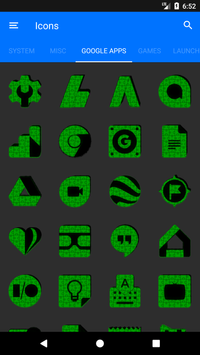 Green Puzzle Icon Pack ✨Free✨ screenshot 6