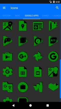 Green Puzzle Icon Pack ✨Free✨ screenshot 7