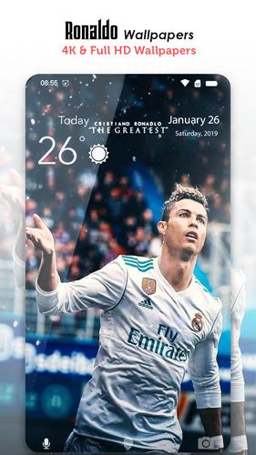 Cristiano Ronaldo Wallpapers Cr7 Fondos Hd 4k Apk 1 1