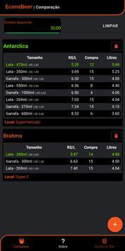EconoBeer - Calculadora de Bebidas screenshot 3