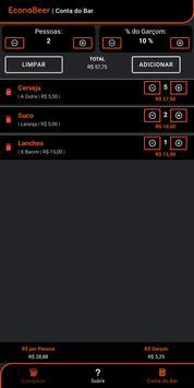 EconoBeer - Calculadora de Bebidas screenshot 5