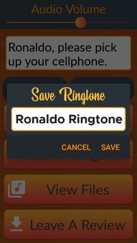 Voice Ringtone Maker screenshot 3