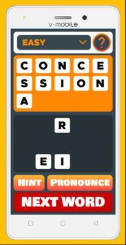 English Spelling Bee (2020 Edition) screenshot 2